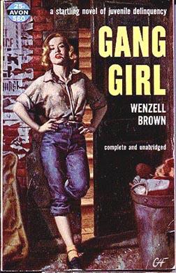 Girl Gangs Of The 1950s