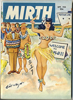 Mirth Sept 1954 Thumbnail